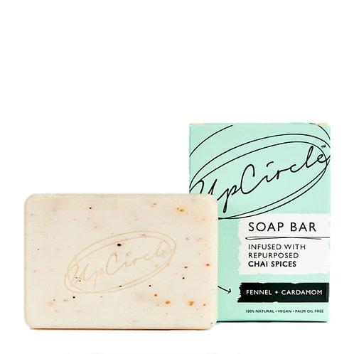 UpCircle Cardamom & Fennel Chai Soap