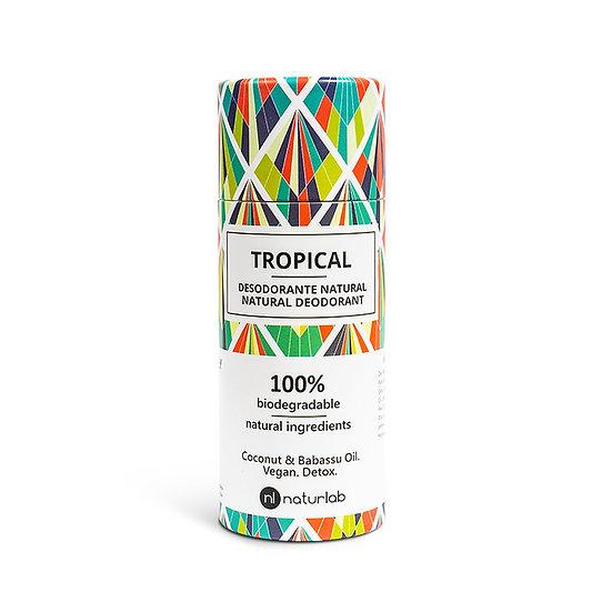Naturlab Natural Deodorant - Tropical