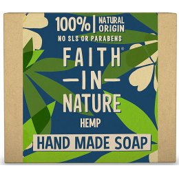 Faith In Nature Soap Bar - Hemp