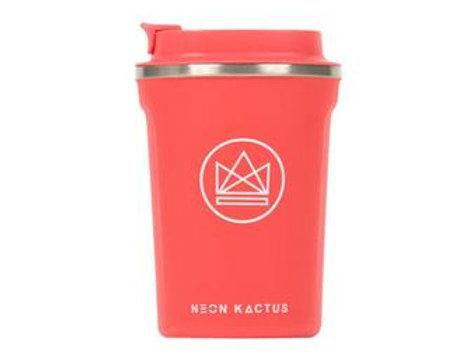 Neon Kactus Insulated Stainless Steel Coffee Cup