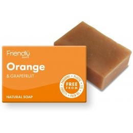 Friendly Soap - Orange & Grapefruit