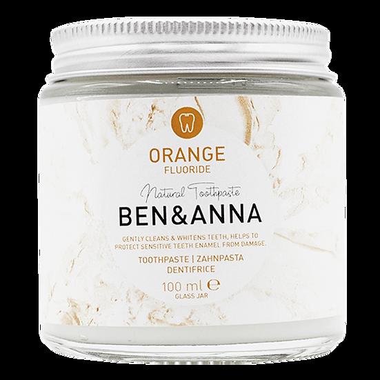 Ben & Anna Orange with Flouride
