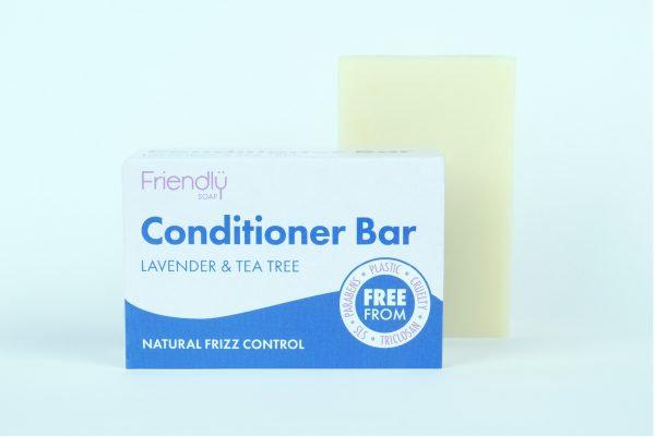 Friendly Soap - Conditioner - Frizz Control