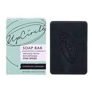 UpCircle Chocolate Charcoal Chai Soap