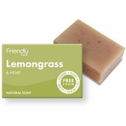 Friendly Soap Lemongrass & Hemp
