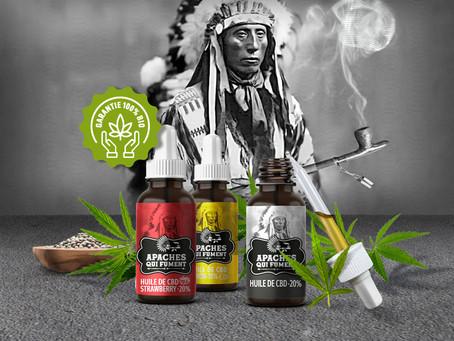 Nos huiles de CBD aux vertus thérapeutiques : il n'y a que du bon dans nos flacons !
