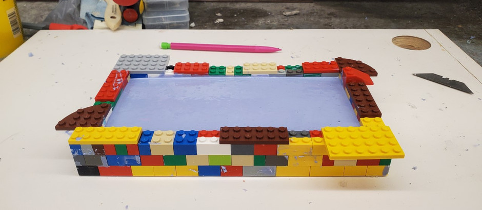 Legos, Not Just for Playing