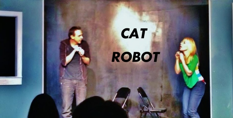 CAT ROBot- duo improv