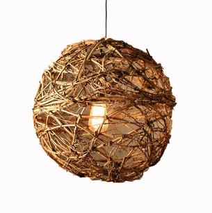 Grapevine Lamp - Medium