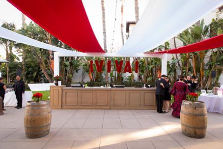Bacara Resort, Ballroom Terrace