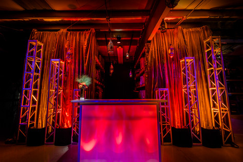SPARK Creative Events, Warehouse - Rewind Photography