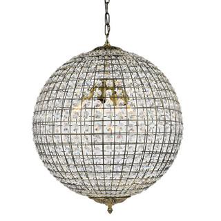 Arlington Globe Pendant -Large