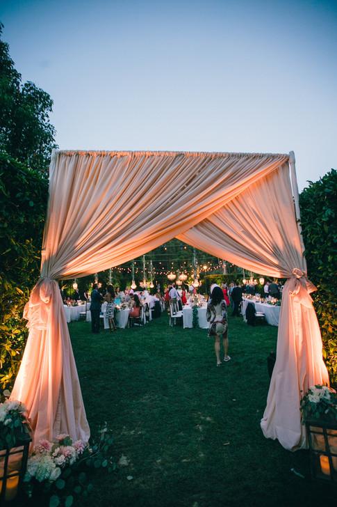 Bacara Resort, Oval Lawn - Mi Belle Photography