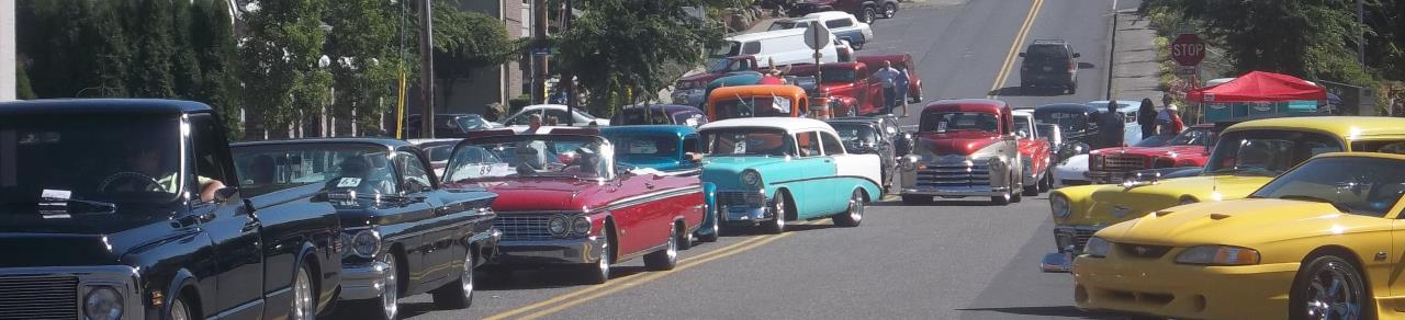 Kalama Antique Car Show