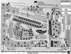 Camp Ground Map