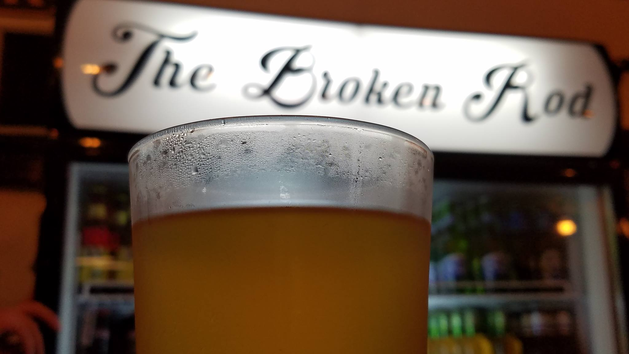 Broken Rod Beer