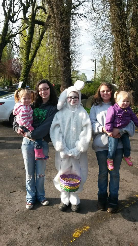 Easter Bunny Photo Ops