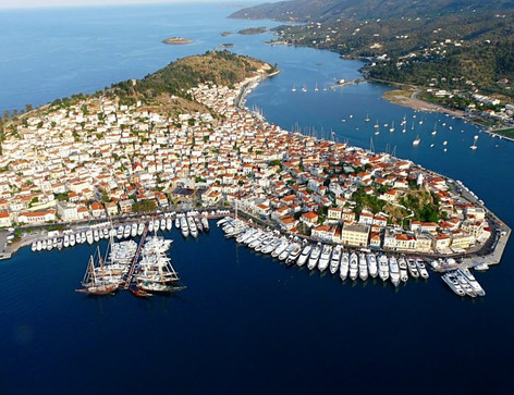 Athens & Saronic sailing holidays