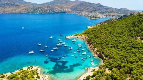 Aegina Island Agia Marina