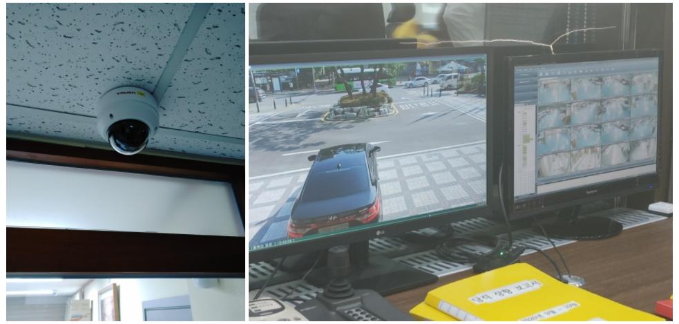 CCTV출입통제시스템