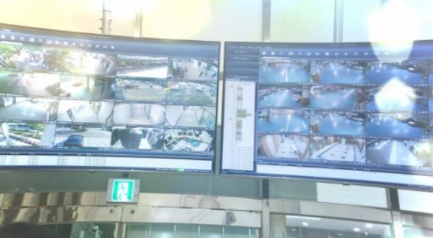 CCTV보안관제 시스템