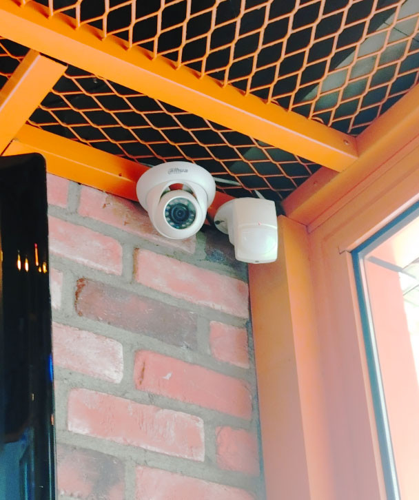 CCTV무인경비