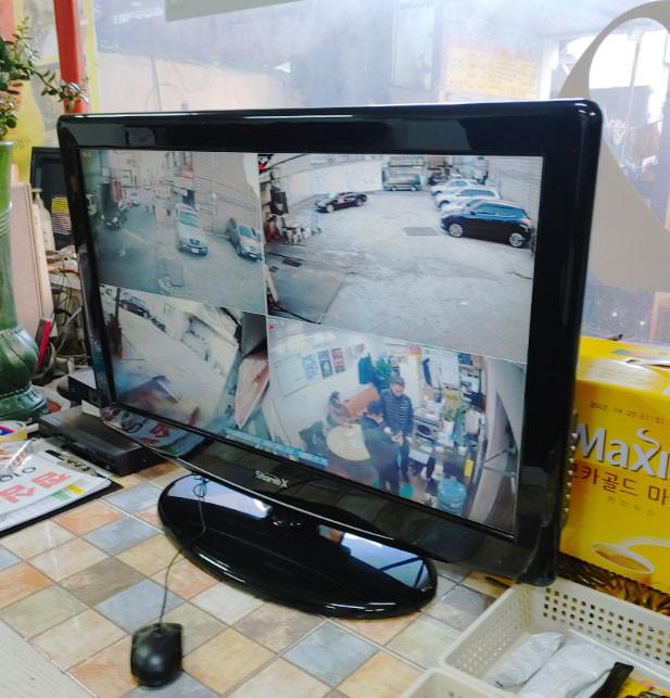 CCTV보안관제