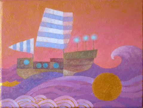 Sunrise Voyage (SOLD)