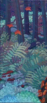 Forest Floor (SOLD)