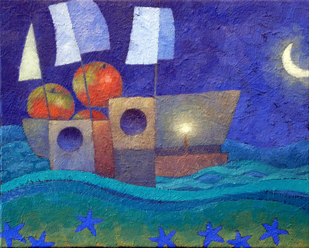 Night Voyage (SOLD)