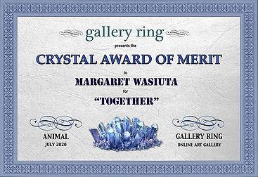 CRYSTAL AWARD OF MERIT-ANIMAL.jpg