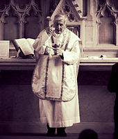 Rev. Hugh Thwaites SJ.