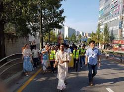 Rath Yatra Korea - 2018