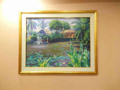 ห้องประชุม ชาลีณารีสอร์ท 09