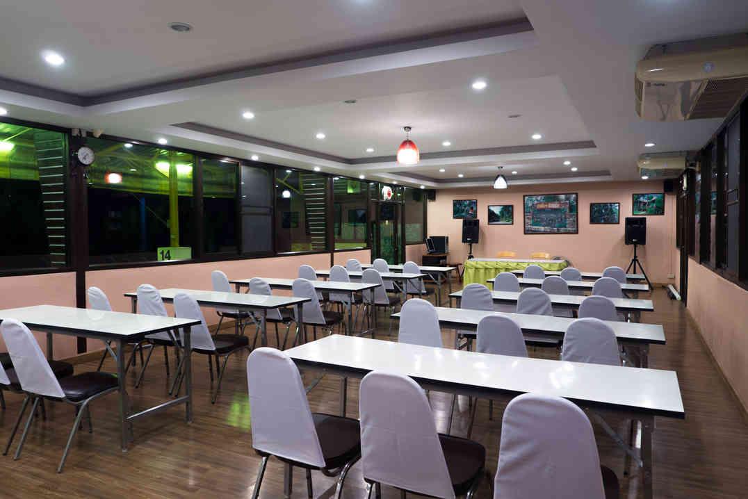 ห้องประชุม ชาลีณารีสอร์ท 06