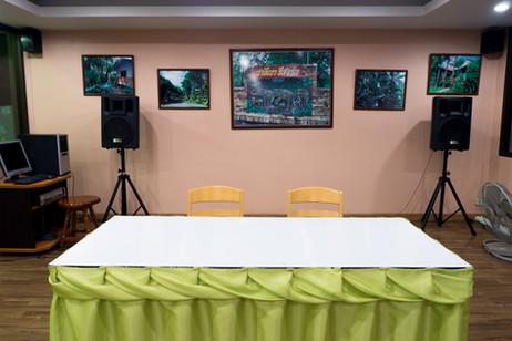 ห้องประชุม ชาลีณารีสอร์ท