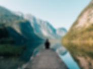 Bergen ontmoeten meer