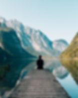 Le montagne incontrano il lago