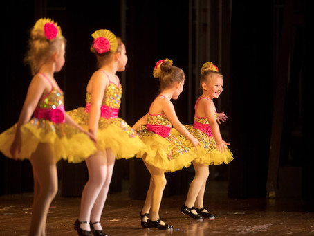 5 Ways Kids Benefit From Dance Classes