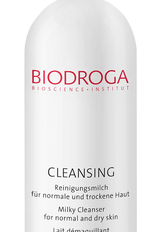 CLEANSING MILK FOR NORMAL AND DRY SKIN