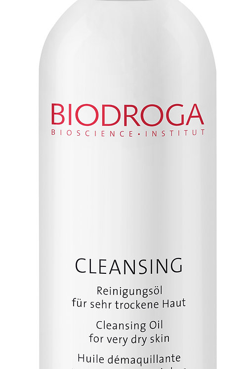 CLEANSING OIL FOR VERY DRY SKIN