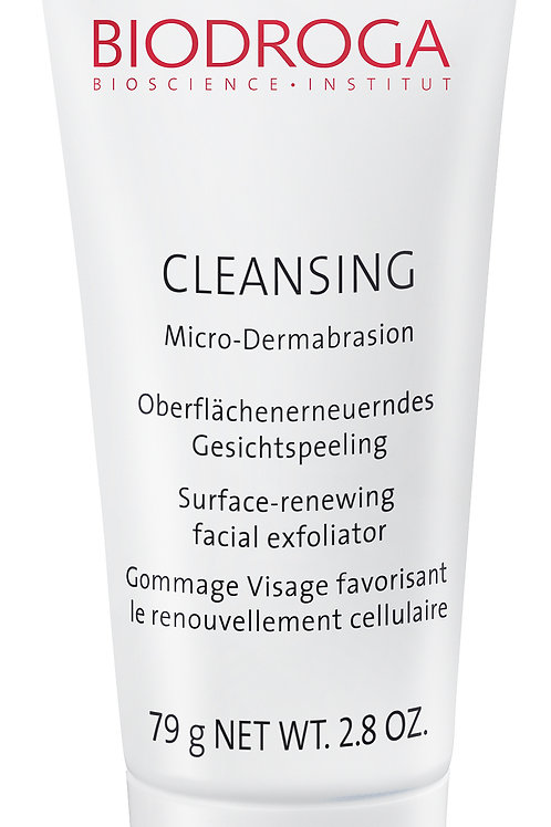 MICRO-DERMABRASION SURFACE RENEWING FACIAL PEELING