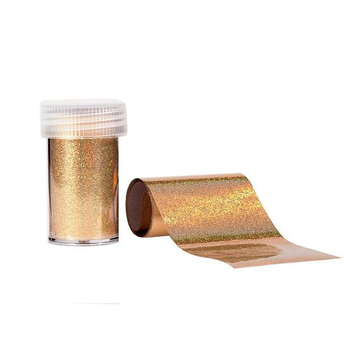 TRANSFER EFFECT - HOLOGRAPHIC GOLD
