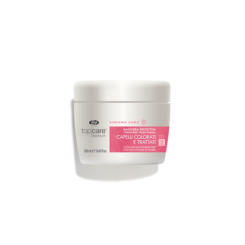 Protective Mask For Coloured And Treated Hair