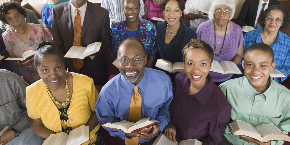 Basic Chaplain Training