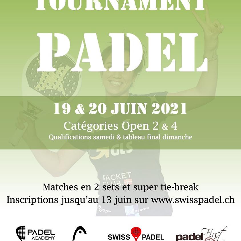 Tournoi officiel Geneva Summer Open