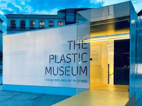 Madrid's mayor inaugurates The Plastic Museum