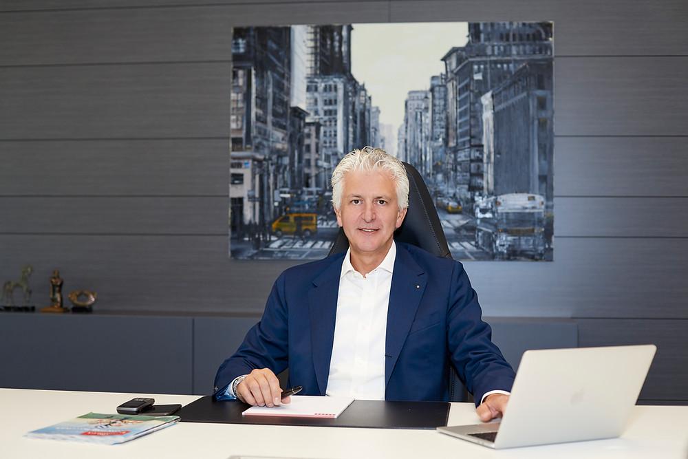 Renato Zelcher, EuPC President