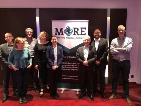 MORE National Coordinators Meet in Düsseldorf