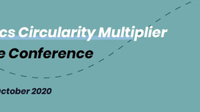 Plastics Circularity Multiplier Conference to take place online on the 14-16 October 2020